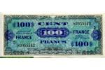 71099 - 100 FRANCS Verso