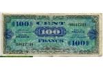 71101 - 100 FRANCS Verso