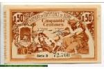 71114 - 50 Centimes Chambre de Co BONE