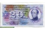 71152 - 20 Francs Général Gullaume -Henri Dufour     *    *   *    *   *