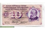 71154 - 10 Francs Gottfried Keller   *    *    *    *