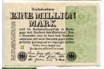 71185 - 1 Million Mark Uniface Brun Vert   *    *