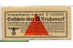 71205 - 5  Reichsmark    PROMO