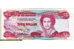 71242 - 3 Dollars Elizabeth II  & Voiliers    *     *     *