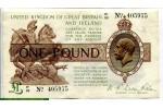 71365 - 1 Pound Georges V   B1/33