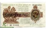 71366 - 1 Pound Georges V   K1/1