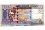 71397 - 5000 Frs Guinéens Jeune Africaine & Barrage