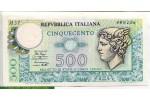 71446 - 500 Lire Arethuse