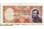 71447 - 10000 Lire Michelangelo