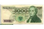71535 - 5000 Zlotych Fryderyk Chopin