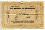71570 - 100 Marka  Republic Debt obligations  Série B   RARE