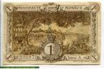 71584 - 1 Franc Brun Série A   N°308879