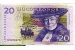 71599 - 20 Kronor Selma Lagerlöf