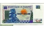 71646 - 20 Dollars Roche de Chiremba  & Cascade