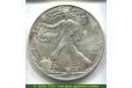 71921 - DOLLAR ONCE Argt  31,10 gr  Statue de la Liberté    *    *