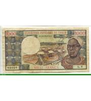 73095 - 1000 FRANCS Makoko Ier