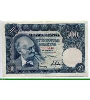73100 - 500 Pesetas Mariano Benlliure  PROMO