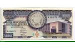 73104 - 5000 Francs Batiment    RARE