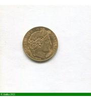 73166 - 10 FRANCS OR  CERES