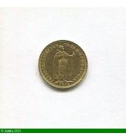 73189 - 10 KORONA FRANCOIS JOSEPH  (Kremnitz)   3,39 gr