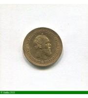 73203 - 5 ROUBLES ALEXANDRE III 6,45 gr