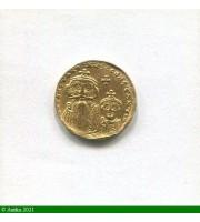 73221 - SOLIDUS Constantinople  Trace de monture S/tranche  4,44gr