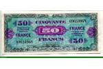73954 - 50 FRANCS Verso