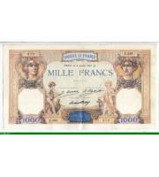 73966 - 1000 FRANCS CERES & MERCURE - Type 1927