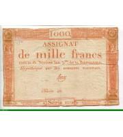 74052 - 1000 FRANCS