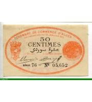 74075 - 50 Centimes Chambre de Commerce ALGER