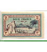 74079 - 2 FRANCS Femme Voilée